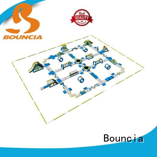 Bouncia big large inflatable tarpaulin for adults