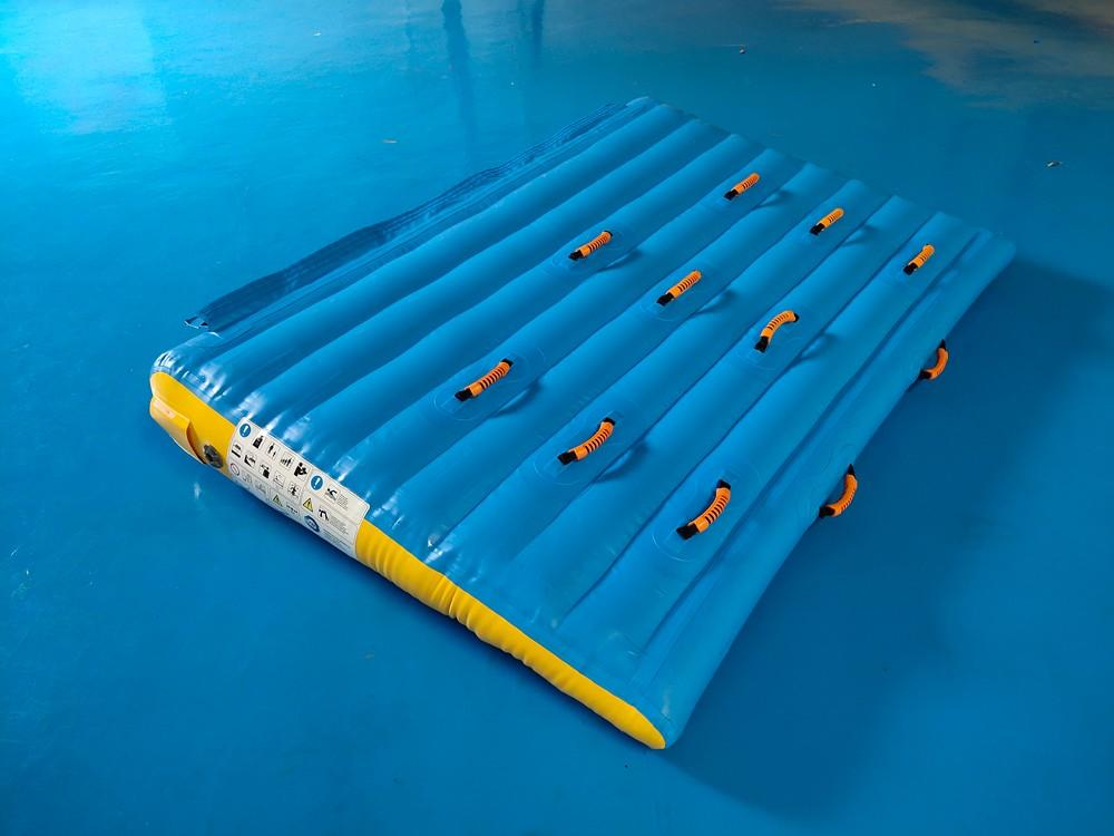 Bouncia -Professional Tuv Certiifcate Inflatable Ramp For Pool Supplier