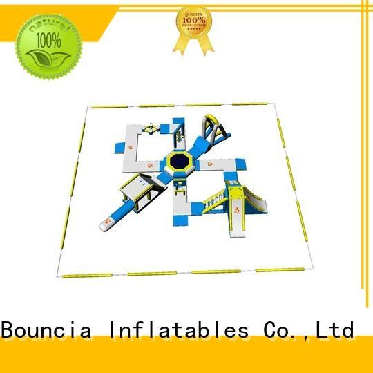 slide blob durable blow up water park pvc Bouncia Brand