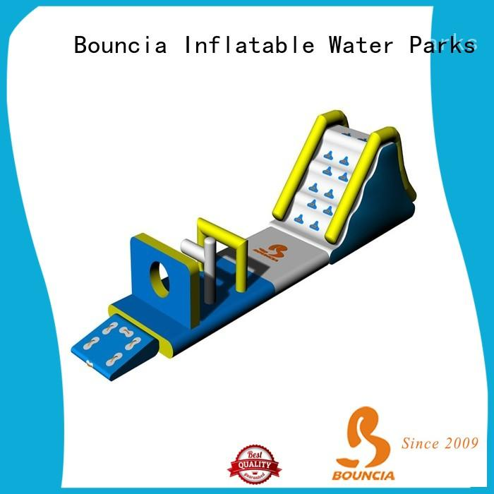 Bouncia water inflatables factory for kids