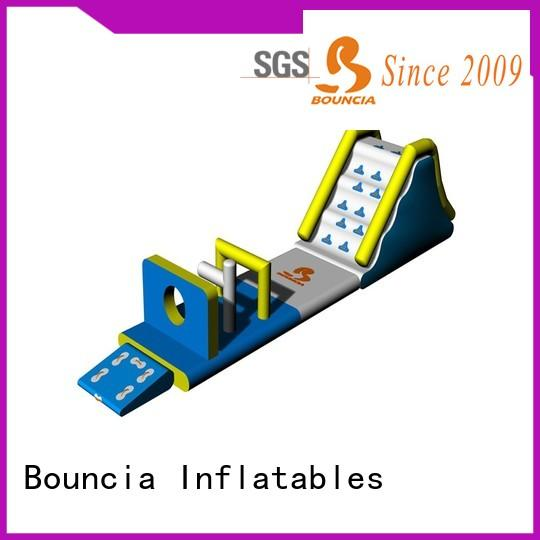 Bouncia toys inflatable water park series for outdoors