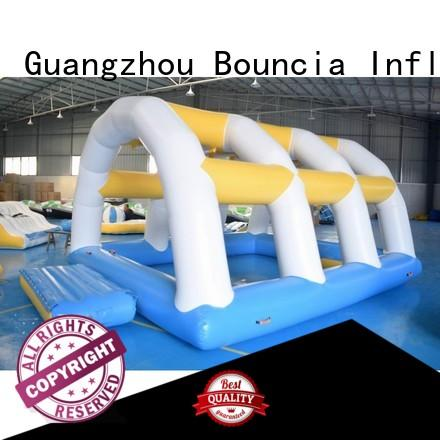 Bouncia Brand best made water custom inflatable factory