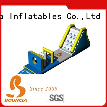 certificated park of water slide from China for pools