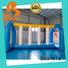 Bouncia Latest inflatable slip n slide for kids