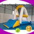 inflatable factory swimming playground inflatable water games lake Bouncia Brand