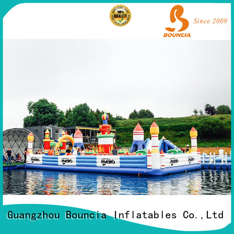 Custom inflatable water activities Factory price for child