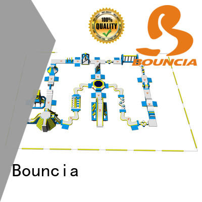 bouncia park stock inflatable water park in stock Bouncia