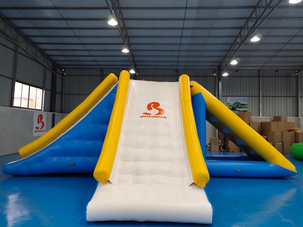 Bouncia Custom inflatable games Suppliers for pool-2