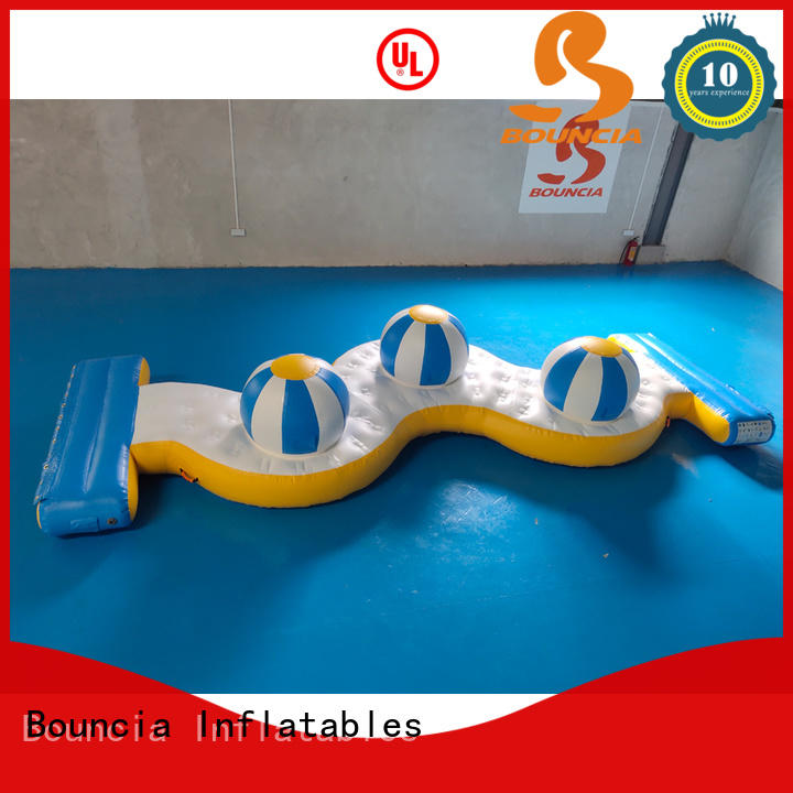 Bouncia toys inflatable amusement park from China for kids