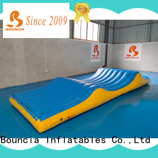 Bouncia Top water park construction for business for outdoors