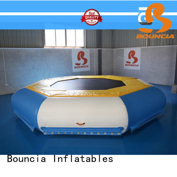 Bouncia double inflatable amusement park directly sale for kids