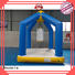 inflatable factory exciting double pool Bouncia Brand inflatable water games