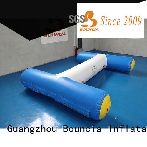 Bouncia games inflatable water slide manufacturer for adults