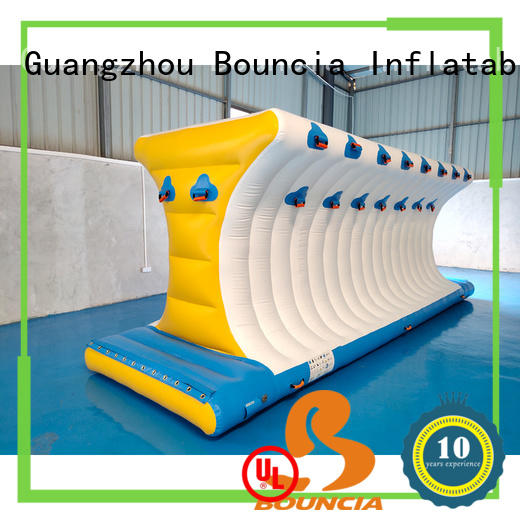 Bouncia High-quality aqua sports water park from China for pool