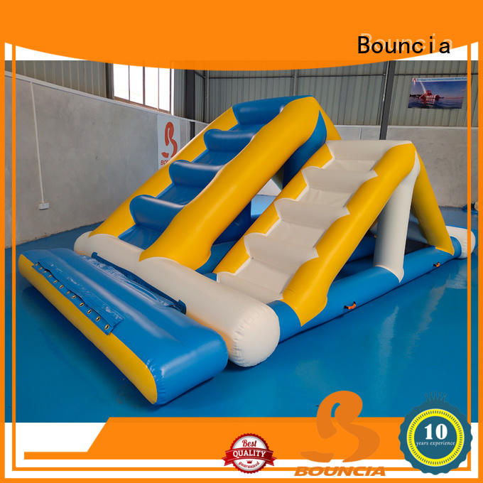 Bouncia durable commercial inflatable water slides for kids