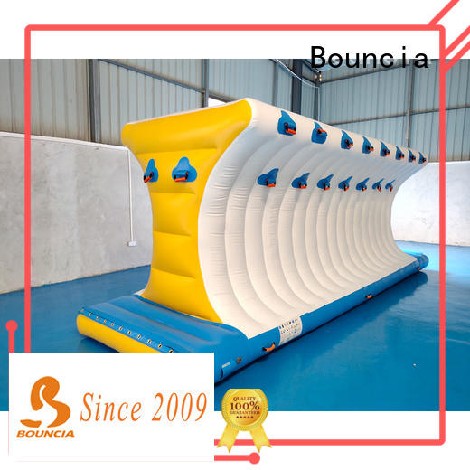 Bouncia Best water inflatable world Suppliers for pool