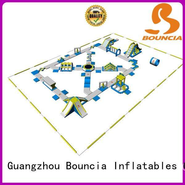 aquapark certification bounica Bouncia inflatable float