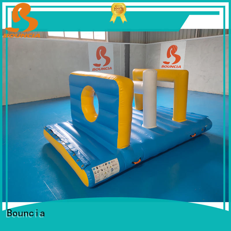 park inflatable water games tuv obstacle Bouncia company