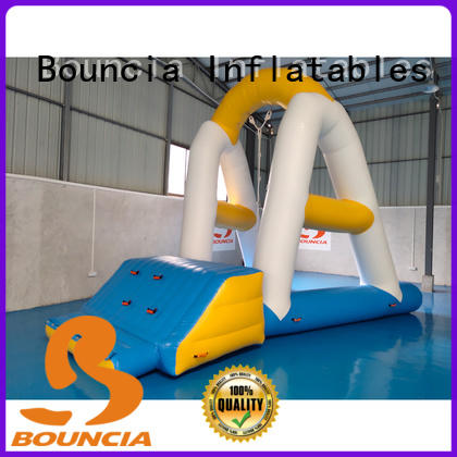 colum inflatable water games customized for adults Bouncia
