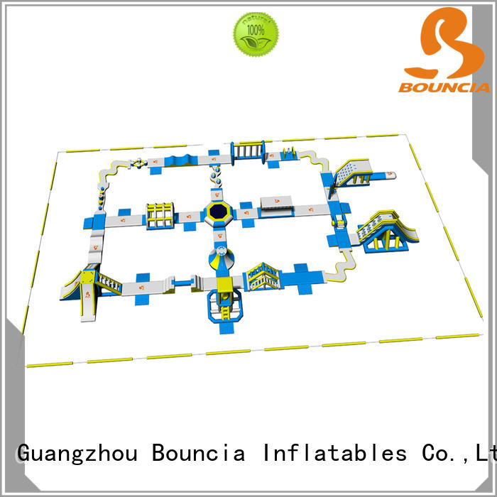 Bouncia Brand lake people open inflatable float kids