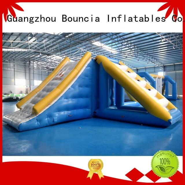 course tuv inflatable factory Bouncia Brand