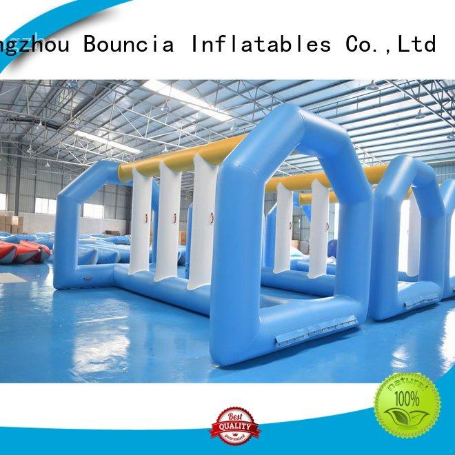 Bouncia inflatable factory commercial sea adults tarpaulin