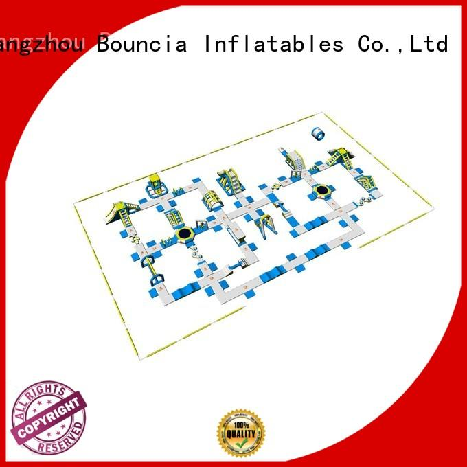 durable pool jump Bouncia Brand giant inflatable supplier