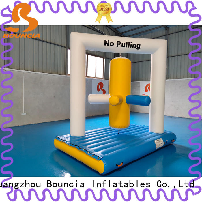 Bouncia High-quality commercial inflatable water parks for sale Supply for kids