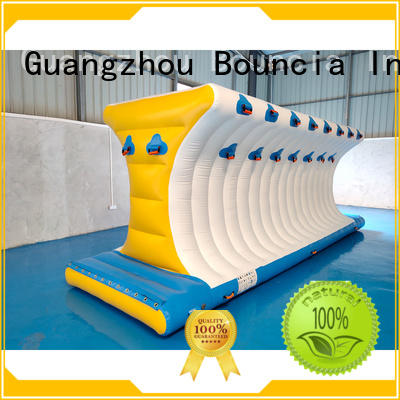 inflatable factory sale inflatable water games Bouncia Brand