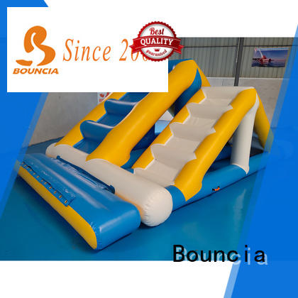 stable inflatable aqua park ramp from China for adults