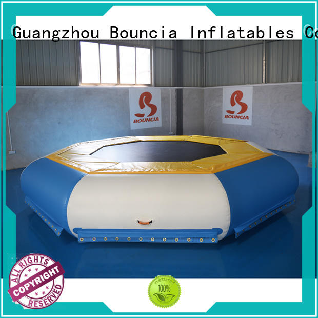 Quality Bouncia Brand inflatable factory inflatable pvc