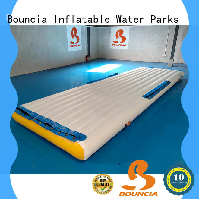 Bouncia beam buy giant inflatable water slide customized for pool
