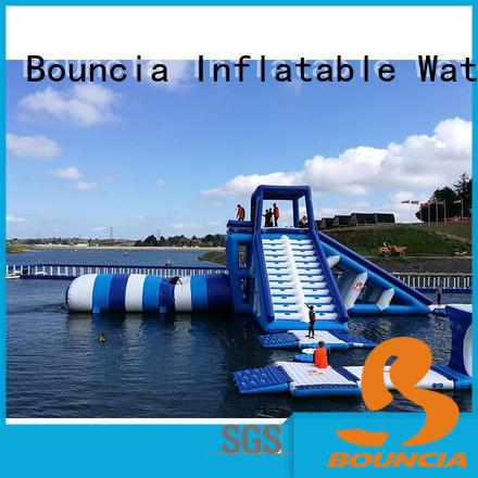 Bouncia floating aqua inflatables company for outdoors