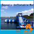 Bouncia floating aqua inflatables company for outdoors