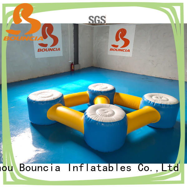Bouncia stable blow up floats tuv for kids