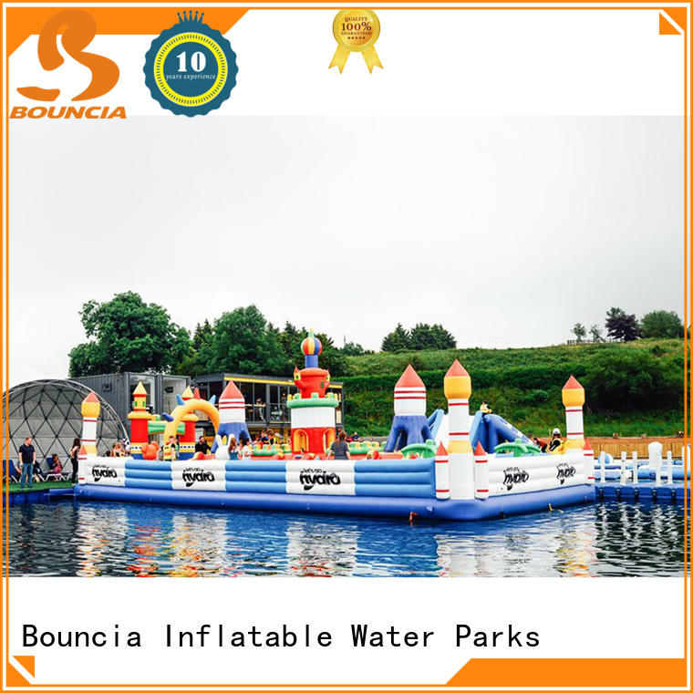 popular inflatable world water park for business for student