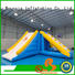 Bouncia climbing inflatable water amusement park manufacturer for outdoors