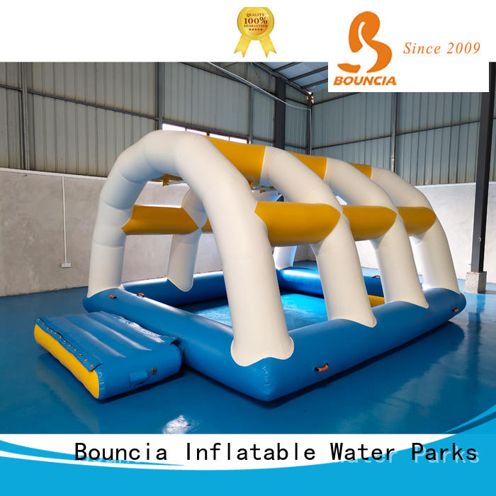 Bouncia Best inflatable backyard water park customized for outdoors