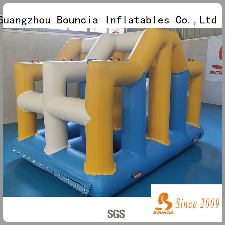 Bouncia Top inflatable water park price from China for adults