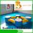 Bouncia floating water play equipment directly sale for outdoors