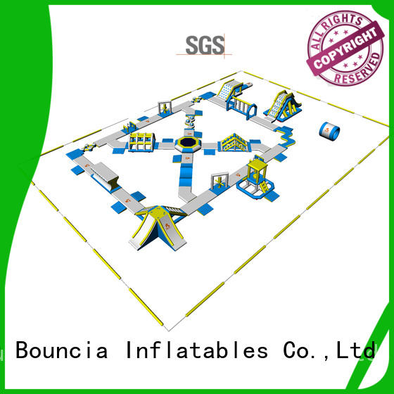 Bouncia large equipment for kids