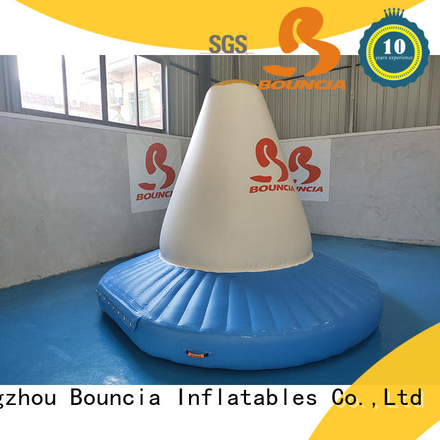 Bouncia course aqua park Supply for outdoors