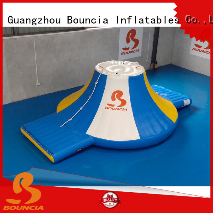 inflatable factory ladder platform Bouncia Brand company