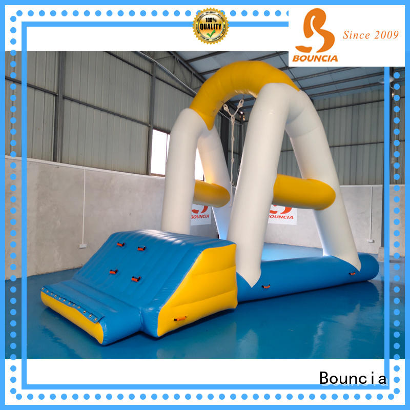 Bouncia Best commercial inflatable water parks for sale company for adults