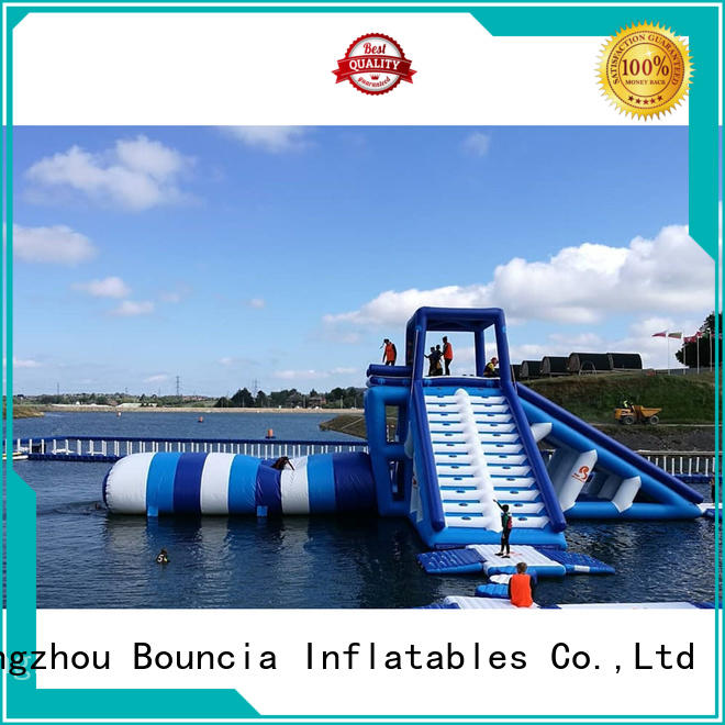 Quality Bouncia Brand inflatable factory game