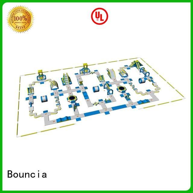 Bouncia certificated wibit aqua park harrison for outdoors