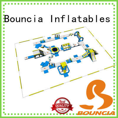 Bouncia certificated water inflatables for sale Suppliers for lake