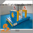 Bouncia durable inflatable water games series for outdoors