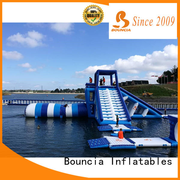 durable floating water playground course directly sale for outdoors