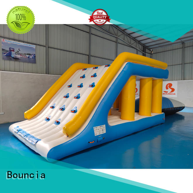 Bouncia floating inflatable games bouncia for pool